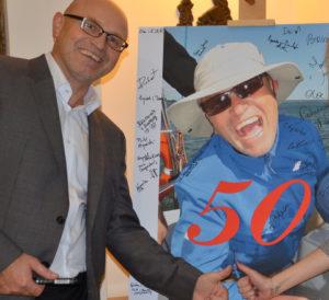 50-te urodziny Krzysztofa Gelo